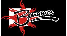 Bonomos Automotive Paint Work Logo
